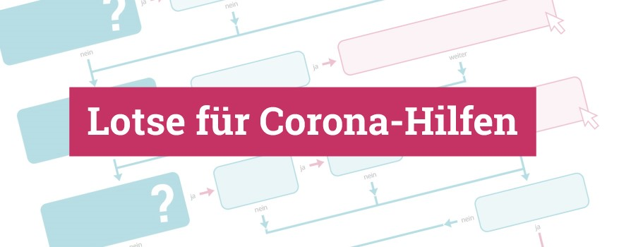 Lotse für Corona-Hilfen